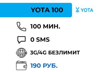 YOTA 100